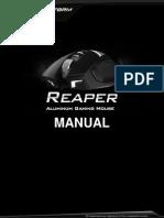 CoolerMaster Reaper Manual
