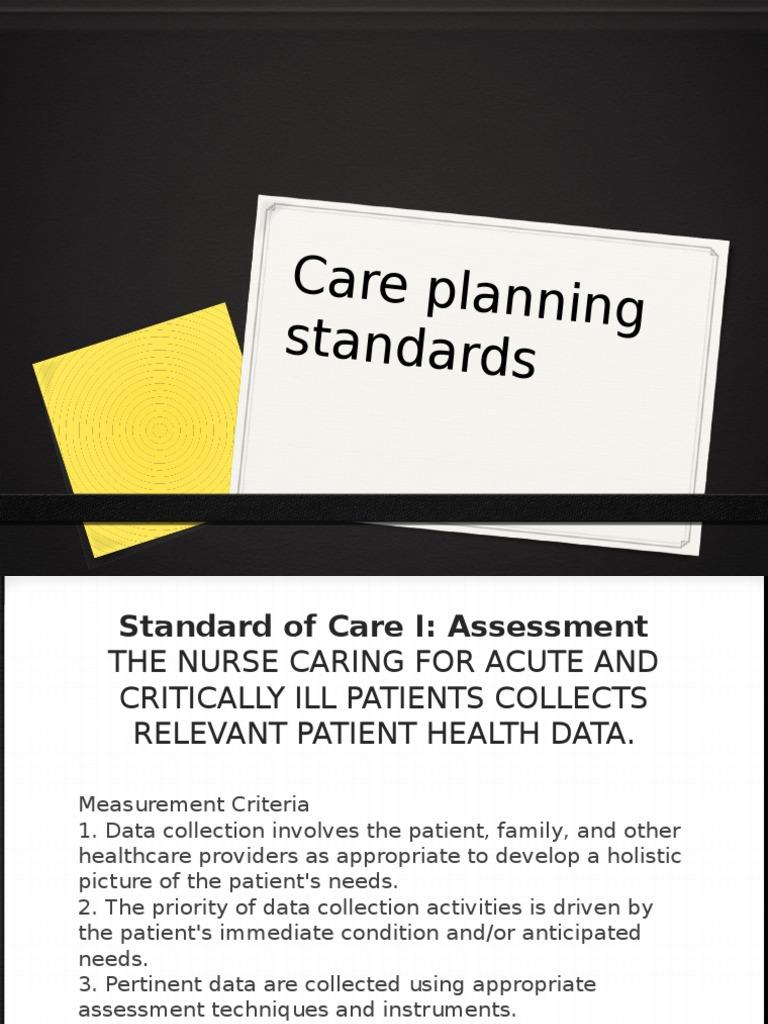 nursing care plan for terminally ill patient