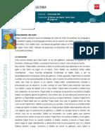 Criterios para complementar la lectura - El Gallito Jazz