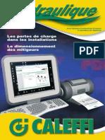 Tables Et Diagrammes Pertes de Charge Hydrauliques