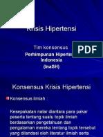 Krisis Hipertensi INA SH 1.ppt