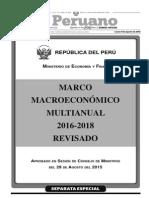 Separata Especial Boletín 31-08-2015 Normas Legales TodoDocumentos.info