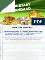 Monetary Standard (Philippines)