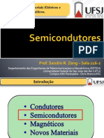 AULA 08 - Semicondutores