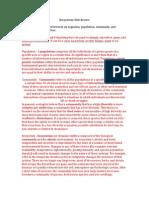ecosystems unit review