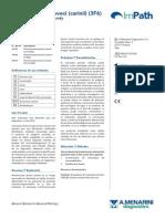 Pneumocystis Jiroveci (Carinii) (3F6) MEN ES IVD 0.0