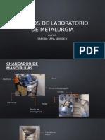 Equipos de Laboratorio de Metalurgia