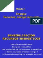Clase 5, Energía, recursos, energía renovable.ppt