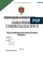 Plan de Marketing para una muebleria