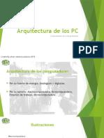 Arquitectura de Los PC