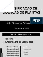 Classificao de Doencas de Plantas