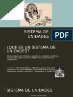 Sistema de Unidades2