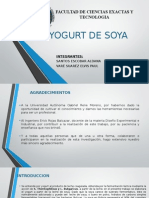Yogurt de Soya Final