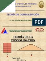 Teoría de Consolidación