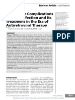 1319 Neurologic Complications of HIV-1 Infection