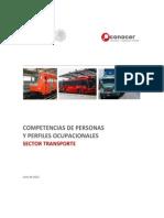 Competencias Profesionales en el Sector Transporte