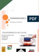 Capitulo 5 - TermodinamicTermodinamica a Trans. de Calor