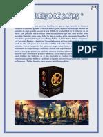 Texto Promocional - Universo de Sagas