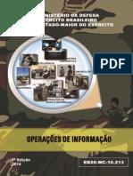EB20-MC-10.213 - Operações de Informação