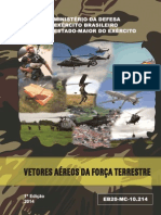 EB20-MC-10.214 - Vetores Aéreos Da Força Terrestre