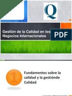 Gestión Calidad, Edgar Rafael Torres De León