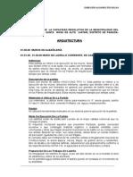 EXP TÉC  PANGOA - ARQUITECTURA.doc