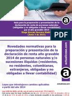20150603 DRPN AG2014 Diapositivas