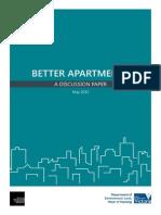 Better Apartments Discussion Paper FINAL ONLINE Version