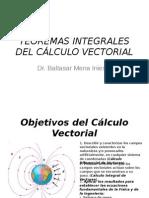 Conferencia Teoremas Integrales CALCULO VECTORIALl