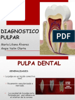 Diagnostico Pulpar - Copia