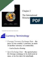 02. the International Monetary System