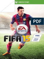 Fifa 15 Manuals Microsoft Xbox One Es