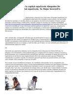 Debelare Abogados la capital española Abogados De Divorcio En la capital española, Tu Mejor Inversión