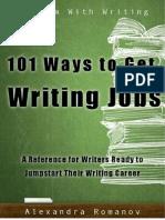 101 Ways to Get Writing Jobs1 (1)