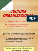 18. Cultura Organizacional