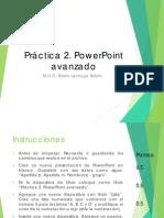 Práctica 2 PowerPoint avanzado.pdf