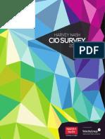 2013 CIO Survey
