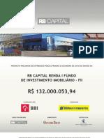 Prospecto Preliminar de DistribuiÇÃo pÚblica PrimÁria e