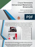 Cruce Ferroviario Internacional Matamoros-Brownsville