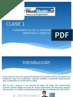 CLASE 1 Fundamentos de La Programacion