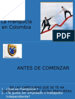 La Franquicia en Colombia