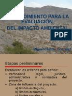 4 Procedimiento Para La Evalaucion Del Impacto Ambiental Itsz