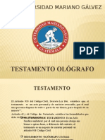 DIAPOSITIVAS DEL TESTAMENTO OLOGRAFO CORREGIDAS.pptx