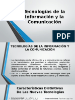 TIC Caracteristicas