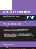 5 Toma de Decisiones.pptx