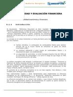 UT 5 - Contabilidad y Evaluacion Financiera