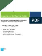 Module 2 - Models in MVC