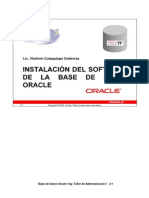 DB Installation