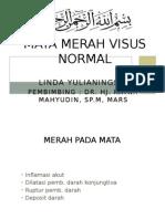 Mata Merah Visus Normal(1)