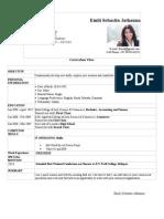 Resume Formats (175)